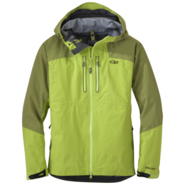 OR Men's Furio Jacket lemongrass/hops