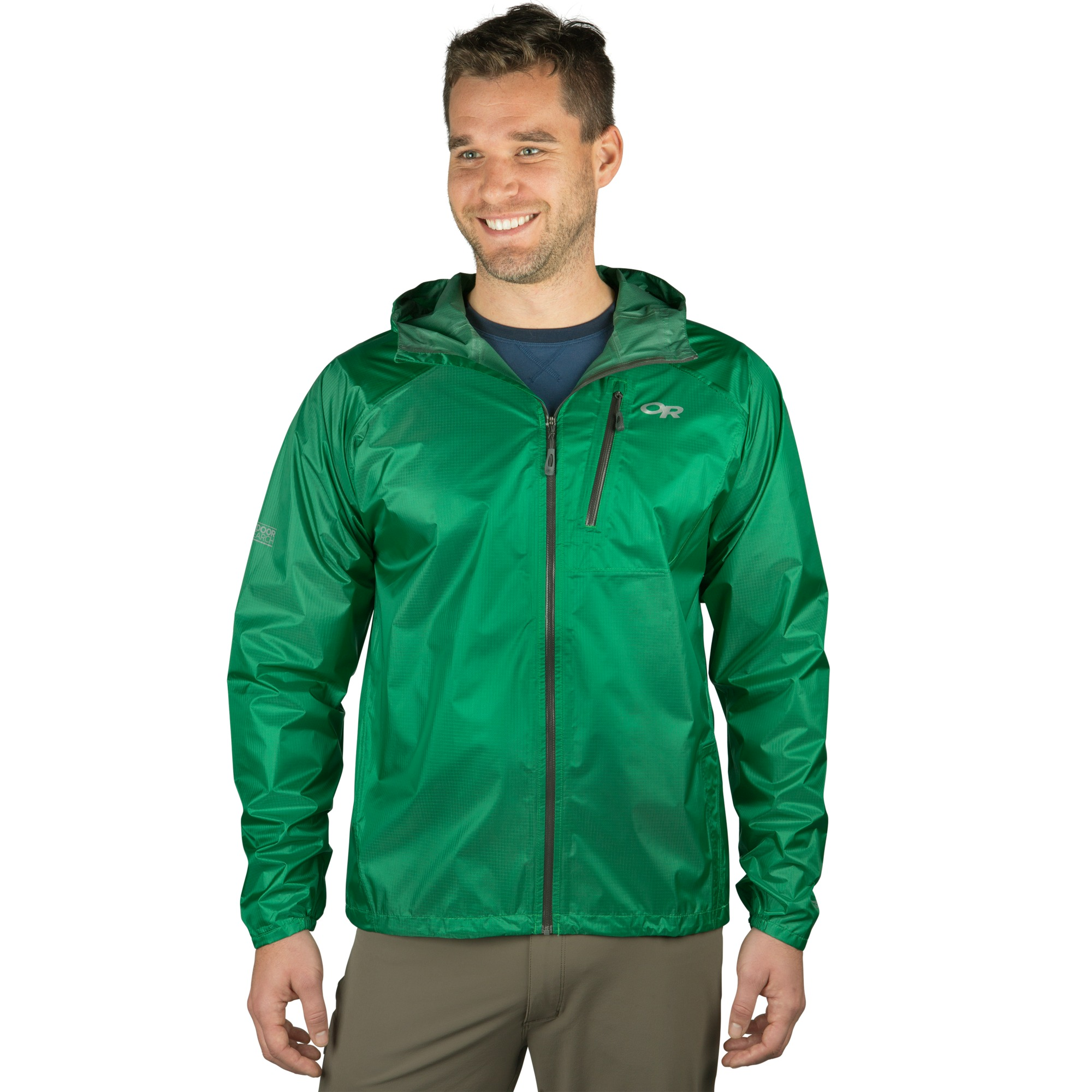 40ce7158f Men's Helium II Jacket - pewter | Outdoor Research