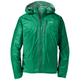 OR Men's Helium II Jacket aloe/charcoal