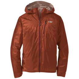 OR Men's Helium II Jacket burnt orange/firebrick