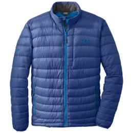 OR Men's Transcendent Down Sweater baltic/glacier