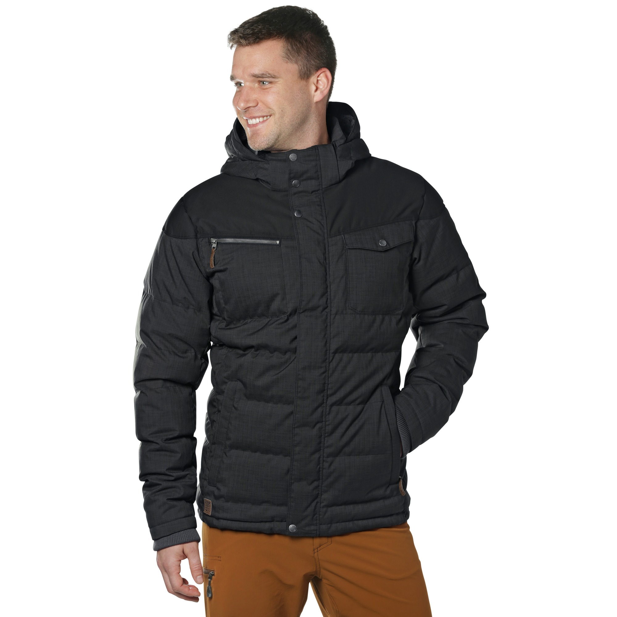 Men S Whitefish Down Jacket Coyote Outdoor Research