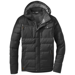 OR Men's Whitefish Down Jacket black