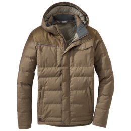 OR Men's Whitefish Down Jacket coyote