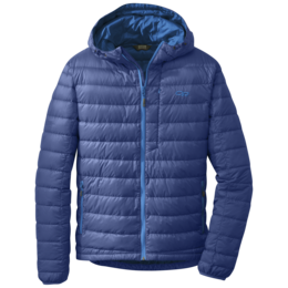 OR Men's Transcendent Down Hoody baltic/glacier