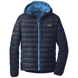 OR Men's Transcendent Down Hoody (F17) night/tahoe