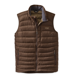 OR Men's Transcendent Down Vest (F17) earth/cafe