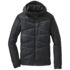 OR Men's Diode Hooded Jacket black