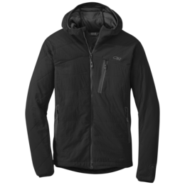 OR Men's Uberlayer Hooded Jacket black