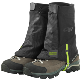OR Flex-Tex II Gaiters black