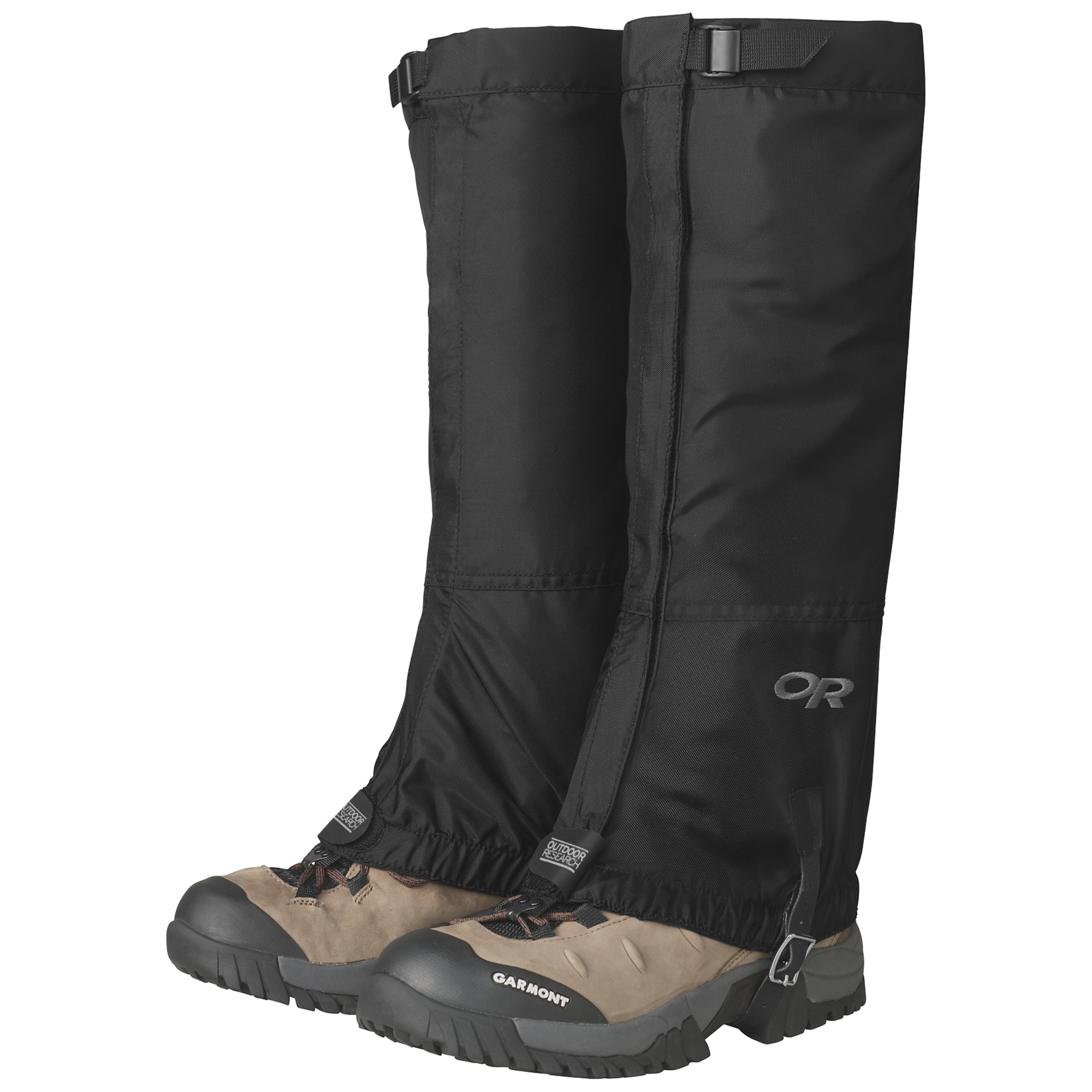 970f3d1e40a51 Men's Rocky Mountain High Gaiters - black | Outdoor Research