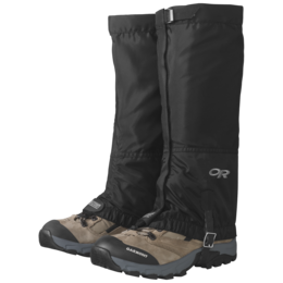 OR Women's Rocky Mt High Gaiters black