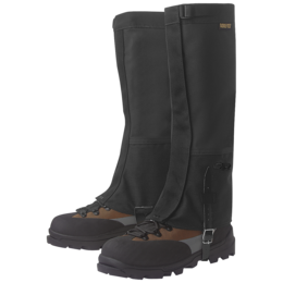 OR Men's HD Crocodiles Gaiters all black
