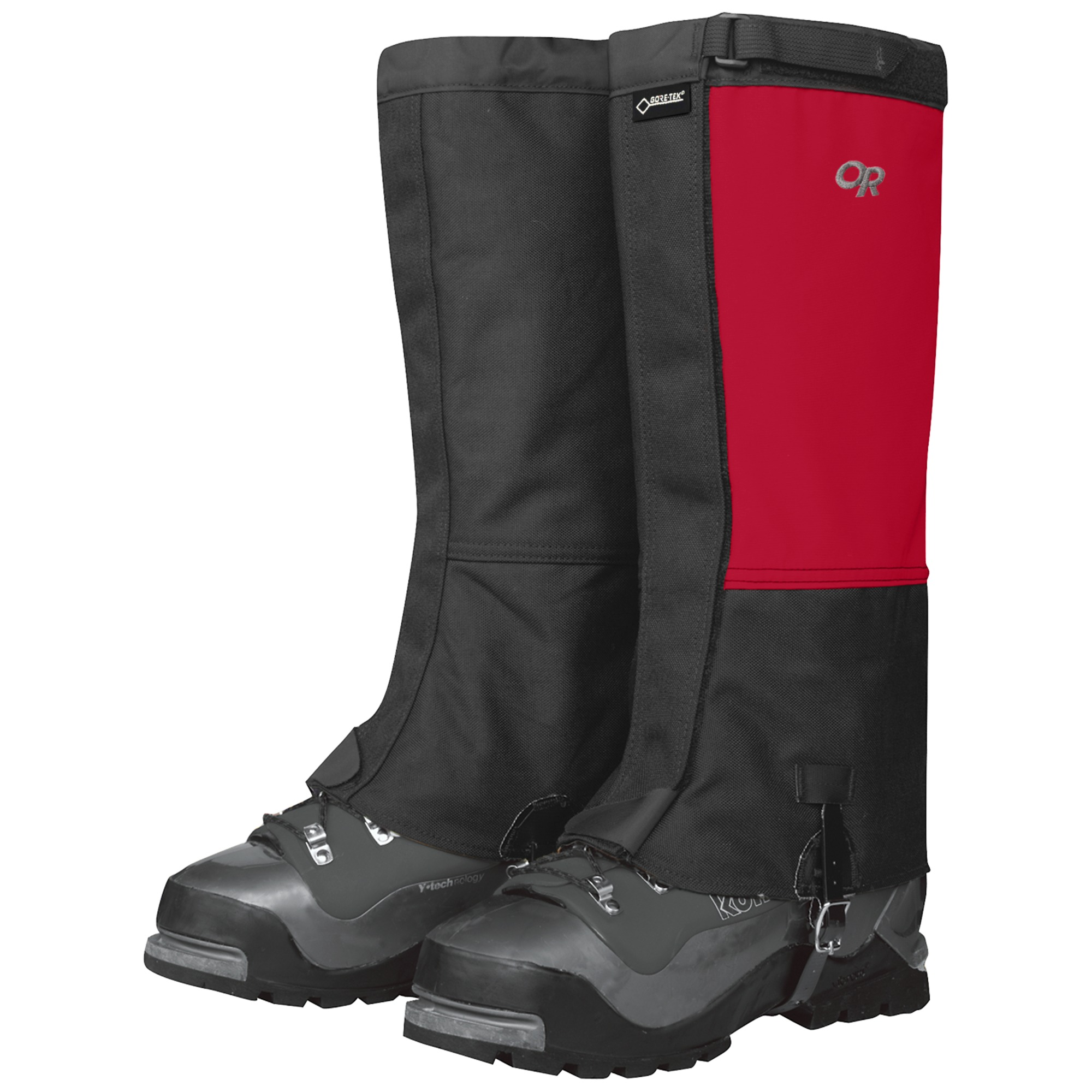 Outdoor Research Women's Crocodiles Gaiters - Gamaschen 37/41 EGOWgNAM