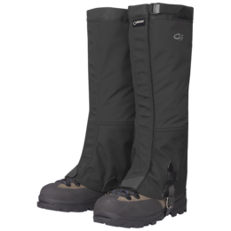 OR Men's Crocodile Gaiters black