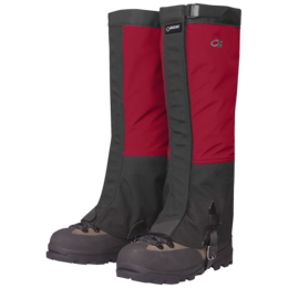 OR Men's Crocodile Gaiters chili/black