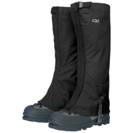 OR Men's Verglas Gaiters black