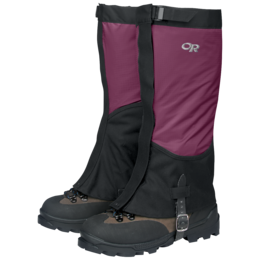OR Women's Verglas Gaiters orchid