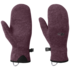 OR Women's Flurry Mitts pinot