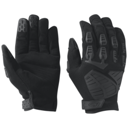 OR Asset Gloves all black