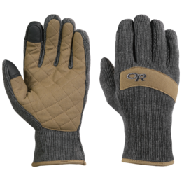 OR Exit Sensor Gloves charcoal