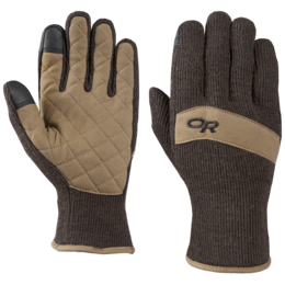 OR Exit Sensor Gloves grizzly brown