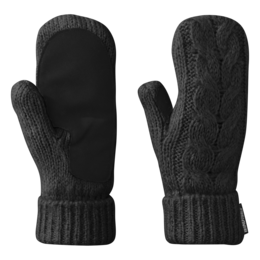 OR Women's Pinball Mittens black