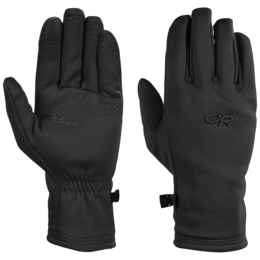 OR Men's Backstop Sensor Gloves black