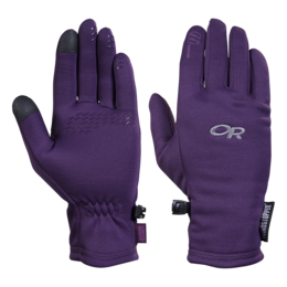 OR Women's Backstop Sensor Gloves elderberry