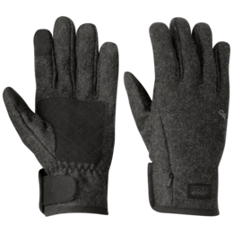 OR Men's Turnpoint Sensor Gloves charcoal