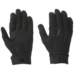 OR Halberd Sensor Gloves all black