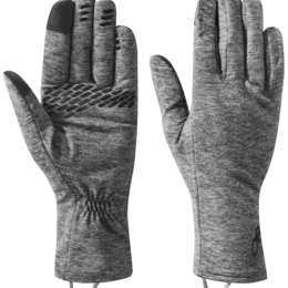 OR Women's Melody Sensor Gloves black heather