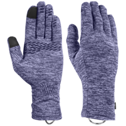 OR Women's Melody Sensor Gloves blue violet