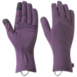 OR Women's Melody Sensor Gloves pacific plum
