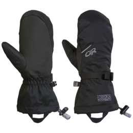 OR Kids' Adrenaline Mitts black