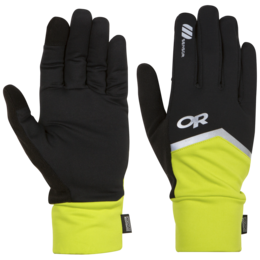 OR Speed Sensor Gloves black/lemongrass