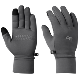 OR Men's PL 100 Sensor Gloves charcoal heather