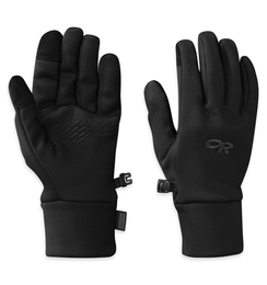 OR Women's PL 100 Sensor Gloves black
