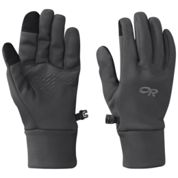 OR Women's PL 100 Sensor Gloves charcoal heather