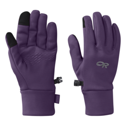 OR Women's PL 100 Sensor Gloves elderberry