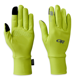 OR Women's PL Base Sensor Gloves lemongrass