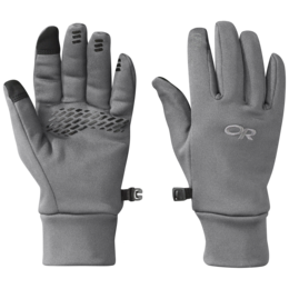 OR Women's PL 400 Sensor Gloves charcoal heather