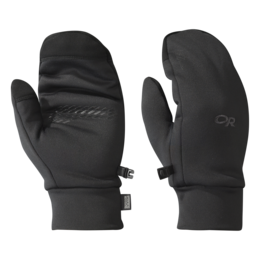 OR Men's PL 400 Sensor Mitts black