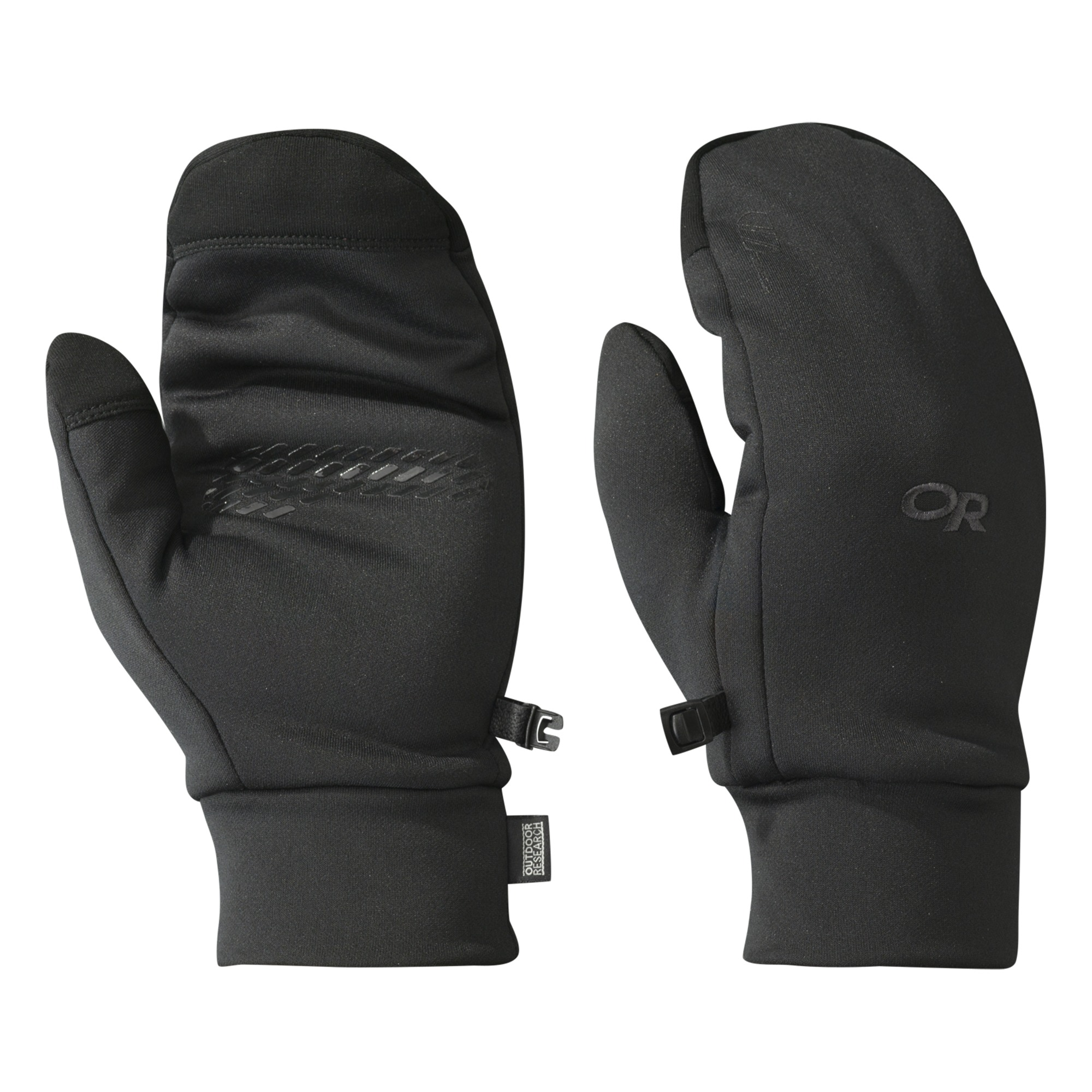 d01bace5a Men's PL 400 Sensor Mitts - black | Outdoor Research