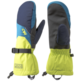 OR Men's Adrenaline Mitts night/lemongrass/tahoe