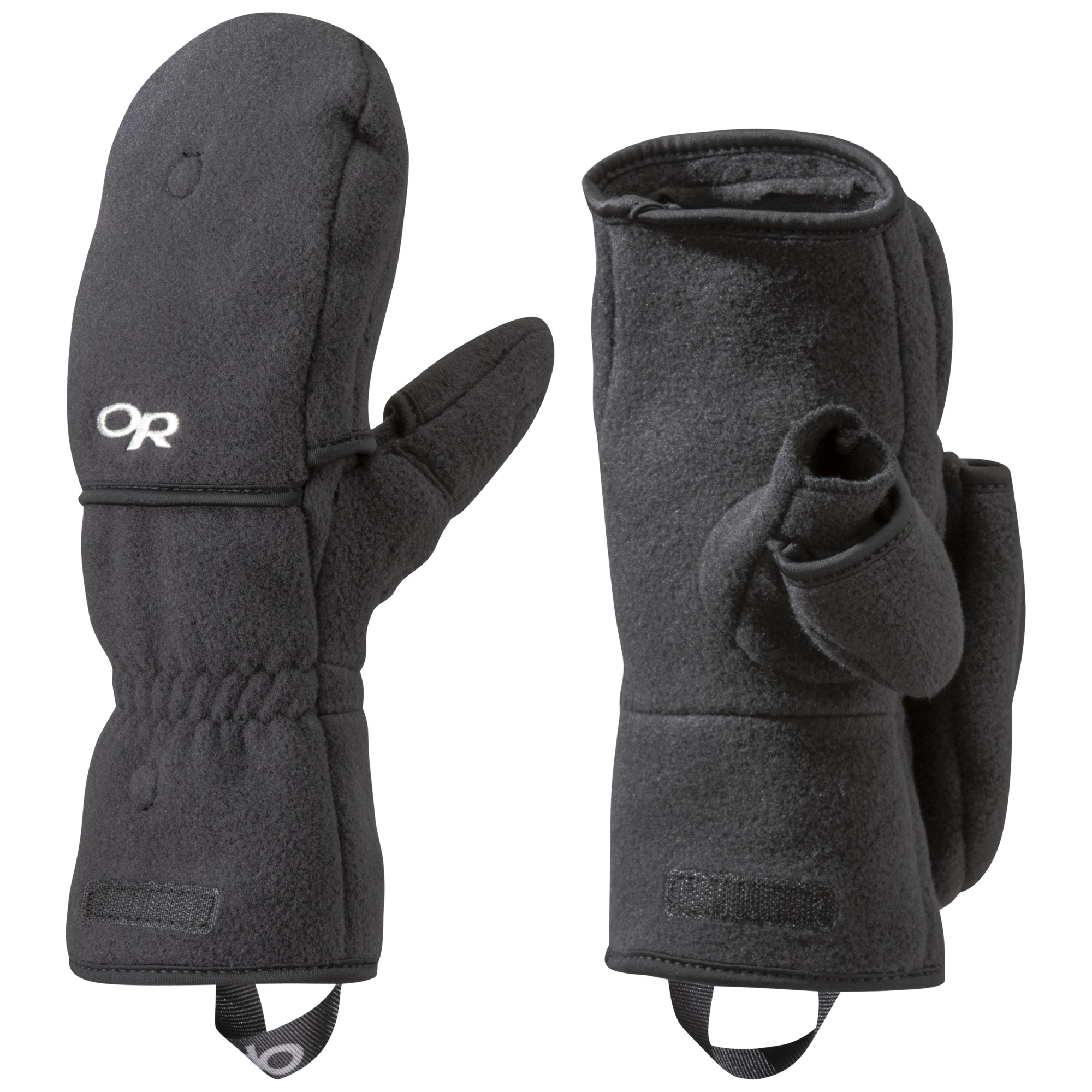 31d22c37c20 Meteor Mitts - black charcoal