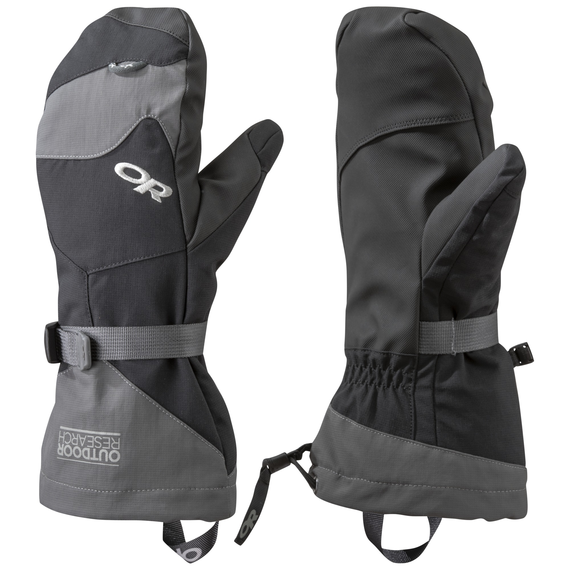 Meteor Mitts - black charcoal  5234bf00287dd