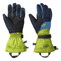 OR Men's Adrenaline Gloves night/lemongrass/hydro