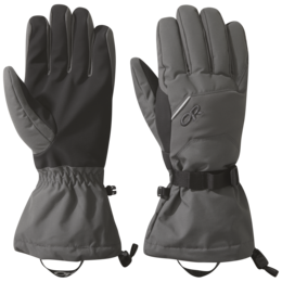 OR Men's Adrenaline Gloves charcoal