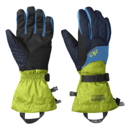 OR Men's Adrenaline Gloves night/lemongrass/tahoe
